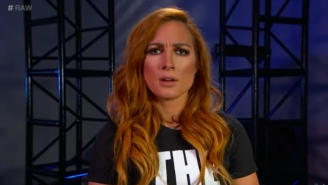 Becky Lynch On Teaming With Seth Rollins At Extreme Rules, And WWE As 'Masters Of Subtlety'