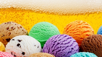 The Best Beers To Pair With Ice Cream, According To Brewers