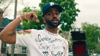 Big Sean Warns About The Dangers Of Mixing Social Media And Relationships In His 'Single Again' Video