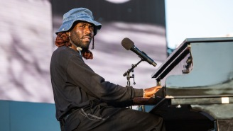 Blood Orange Teases His 'Angel's Pulse' Mixtape With The Spacey And Groovy 'Baby Florence'