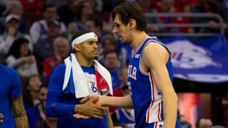 Tobias Harris Is Heartbroken Over Boban Marjanovic Going To The Mavericks