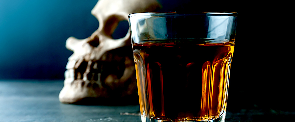 What Is Fake Alcohol And How Can You Avoid It (And Still Drink)?