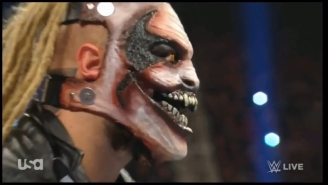 Bray Wyatt Finally Returned To The Ring With Some Pure Nightmare Fuel On WWE Raw