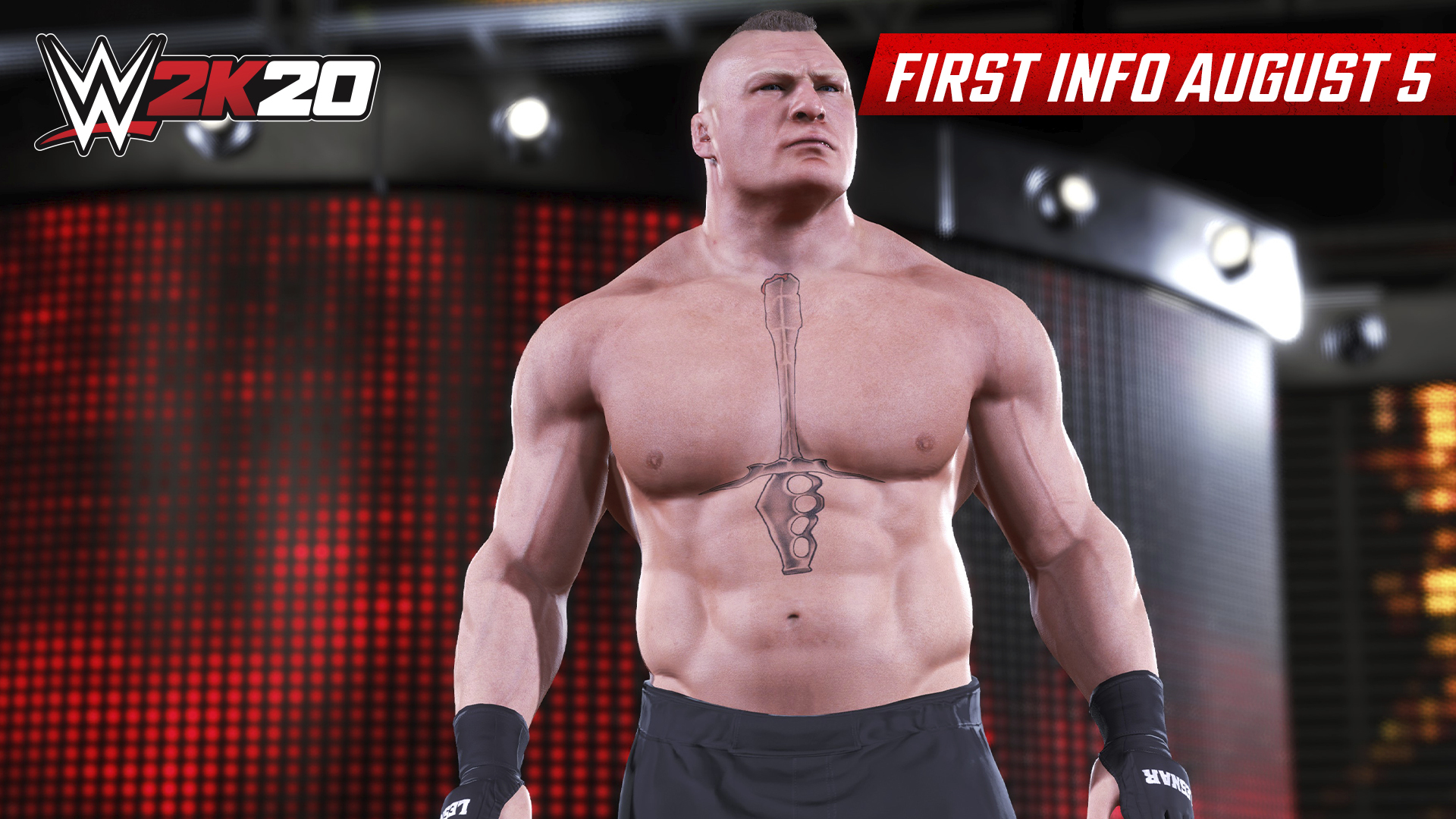 WWE 2K20: First In-Game Images