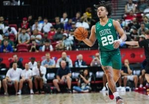Carsen Edwards Is A Snug Fit In The New-Look Celtics Backcourt