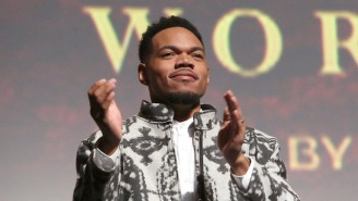 Chance The Rapper Has A Dream Role In The New 'Lion King' Movie Thanks To Donald Glover