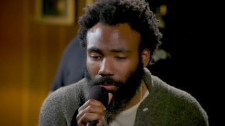 Childish Gambino Performs A Soulful Cover Of A Song By Garth Brooks' '90s Alter Ego Chris Gaines