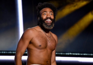 Donald Glover Sings 'Hakuna Matata' With Seth Rogen And Billy Eichner In A 'Lion King' Featurette