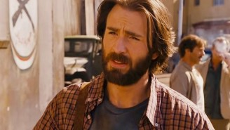 Chris Evans Saves Refugees And Flexes In The Trailer For 'The Red Sea Diving Resort'