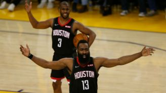 The NBA World Reacted To The Rockets Trading Chris Paul For Russell Westbrook