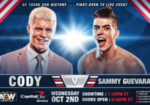 All Elite Wrestling Announced Their First Match For AEW On TNT