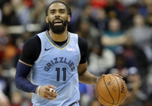 The Grizzlies Announce Mike Conley's Number Will Be Retired After His Trade Became Official