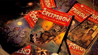 Shudder's 'Creepshow' Trailer Promises To Raise A New Generation Of Scares From The Grave