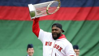 David Ortiz Is Out Of The Hospital In Boston And Will Rehab At Home