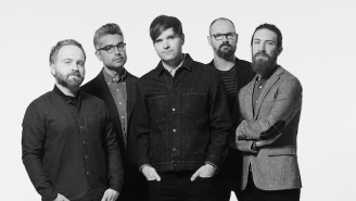 Death Cab For Cutie's 'Kids In '99' Is The First Taste Of Their Upcoming 'The Blue EP'