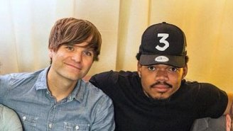 Fans Are Are Losing It Over Chance The Rapper's Unlikely Collaboration With Death Cab For Cutie