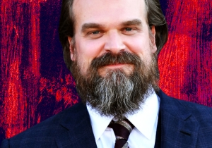 David Harbour On Hopper's Evolution, 'Stranger Things 3,' And Processing 'Hellboy'