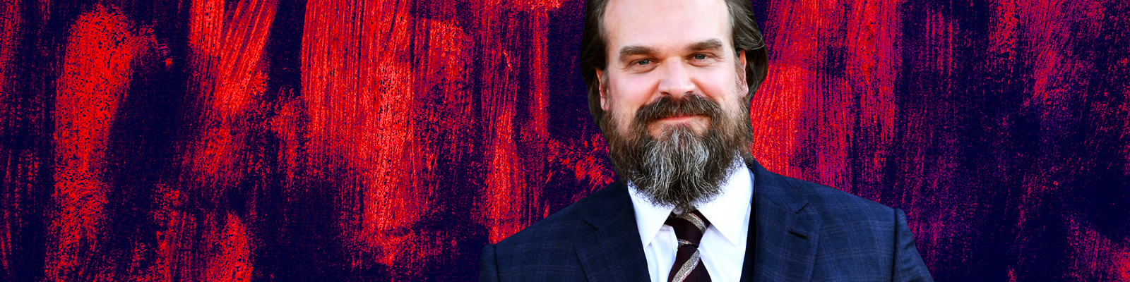 Marvelous David Harbour On Stranger Things Black Widow And Hellboy Pdpeps Interior Chair Design Pdpepsorg