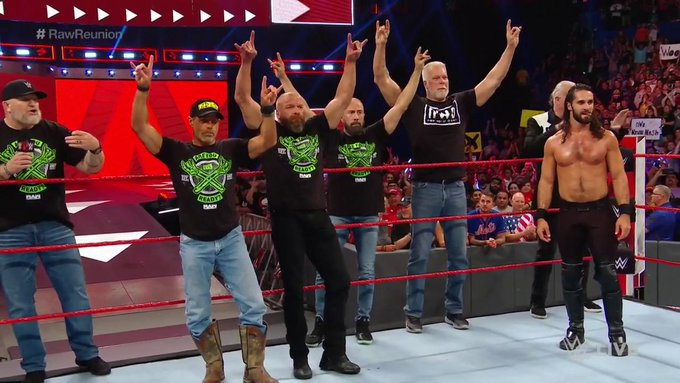 Watch WWE Day Of Raw Reunion 8/5/19