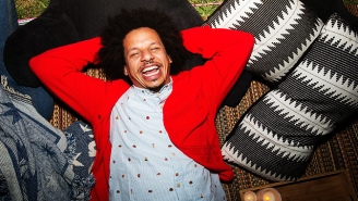 Eric Andre Knows You've Been Using His Reaction Memes To Cope With Life In 2019