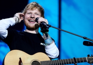 Ed Sheeran's 'No. 6 Collaborations Project' Debuts At No. 1 On The 'Billboard' 200 Chart