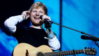 Ed Sheeran's 'No. 6 Collaborations Project' Debuts At No. 1 On The 'Billboard' 200 Chart