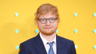 Ed Sheeran Shares A Pair Of New Songs Featuring Bruno Mars, Chris Stapleton, And Yebba