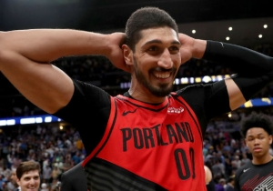 Enes Kanter Has Reportedly Agreed To A Two-Year Deal With The Celtics