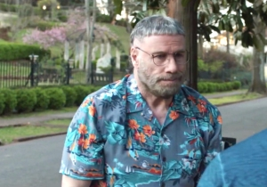 John Travolta Plays A Stalker In The Wild Trailer For Fred Durst's 'The Fanatic'