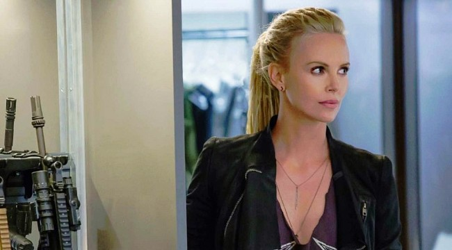 Charlize Theron Is Debuting A Very Different Hairstyle For 'Fast & Furious 9'