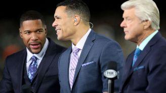 Tony Gonzalez Will Join Fox's Thursday Night Football Pregame Show