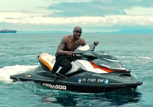 Freddie Gibbs Does Donuts On A Jet Ski In His And Madlib's Crime-Fueled 'Giannis' Video