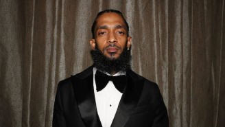 Nipsey Hussle's Marathon Clothing Is Reportedly Under Investigation For Gang Ties
