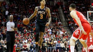 Kelly Oubre Jr. Has Agreed To A Two-Year, $30 Million Deal To Remain In Phoenix
