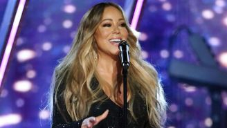 Mariah Carey Put Her Own Hilarious Spin On The Bottle Cap Challenge