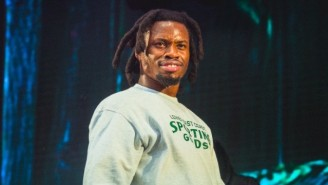 Denzel Curry's Aggressive New Track 'Shawshank' Is Part Of 'Madden NFL 20'