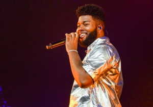 Khalid Performed A Showstopping Rendition Of 'Hallelujah' At A San Antonio BBQ Restaurant