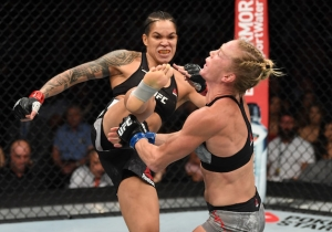 Amanda Nunes Knocked Out Holly Holm In The First Round At UFC 239