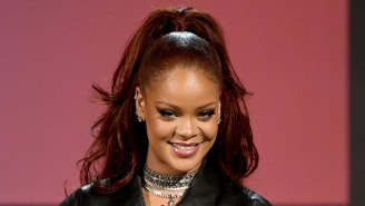 Rihanna Knows We're All Waiting For Her New Album To Drop, And She's Trolling Us Anyway