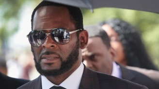 R. Kelly Has Reportedly Been Arrested On Federal Sex Trafficking Charges
