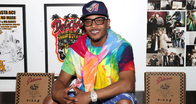 T I  Brings His 'Trap Music Museum' To LA With Art Honoring