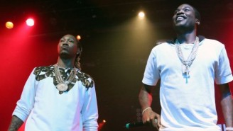 Future And Meek Mill Drop '100 Shooters' In Anticipation Of Their Legendary Nights Tour