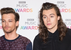 Louis Tomlinson Didn't Approve Of The Larry Stylinson Love Scene In 'Euphoria'
