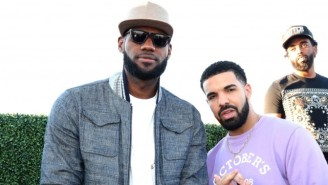 Drake Is Helping LeBron James Bring His Digital Platform, Uninterrupted, To Canada