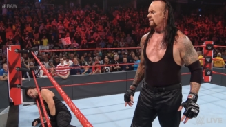 The Undertaker Has A Match At SummerSlam, And Maybe An Opponent