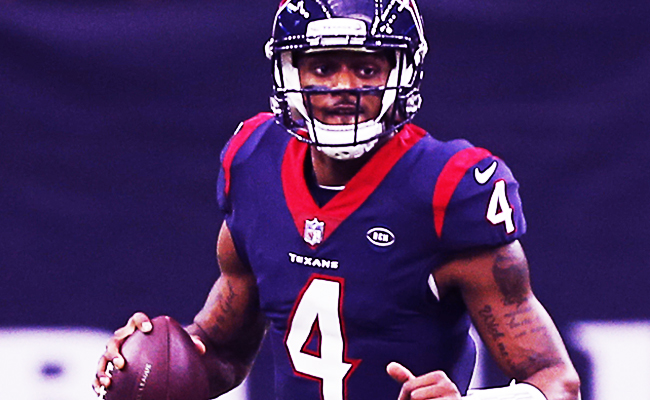 check out 61423 8f862 Deshaun Watson Talks Fashion, Football And Embracing Being ...