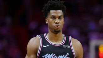 The Blazers Have Allegedly Finalized A Trade For Hassan Whiteside