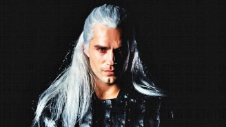 Netflix's 'The Witcher' Offers Another Few Glimpses Of Henry Cavill's Geralt, Including With His 'Roach'