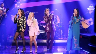 Supergroup The Highwomen Makes Its TV Debut With A Pair Of 'Tonight Show' Performances