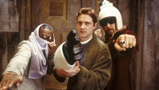 A 'Hitchhiker's Guide To The Galaxy' Series Is Coming To Hulu